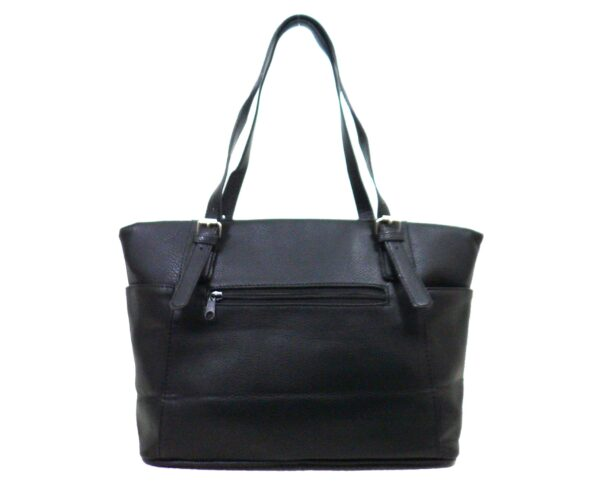 Чанта Камелия-черна