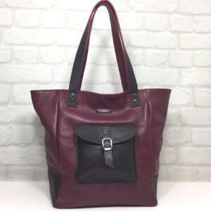 Дамска чанта кожена EvrikaShop ®