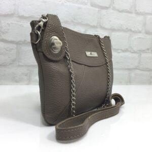 Дамска кожена чанта EvrikaShop ®