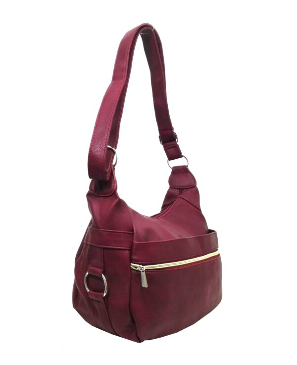 Чанта Еврика 64-58 червена