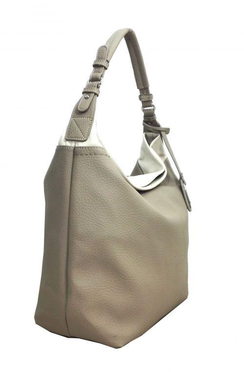 Чанта David Jones 5566-1 бежова