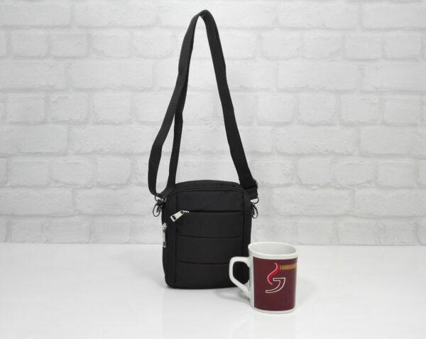 Чанта мъжка малка 3088030 промазка