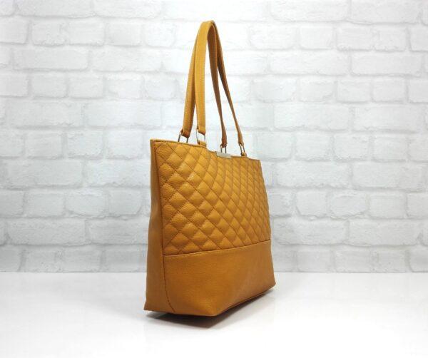 Чанта Еврика 64-74 жълта