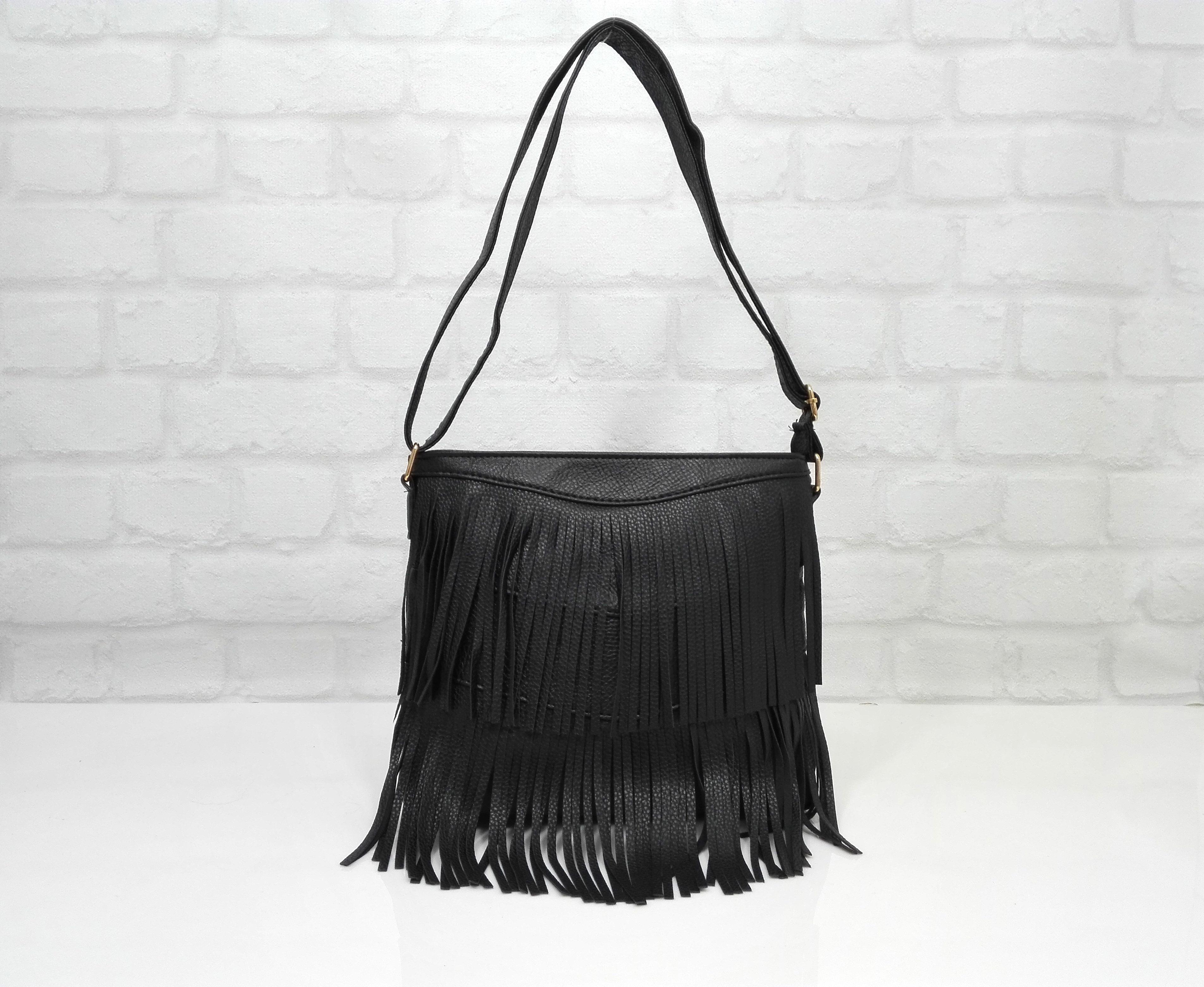 Чанта Еврика 64-59М черна