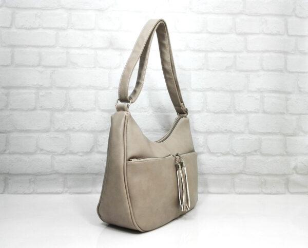 Чанта Еврика 64-56В бежова