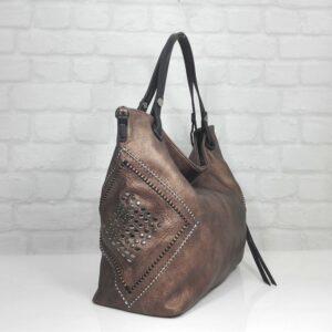 Чанта Еврика 49545H черна