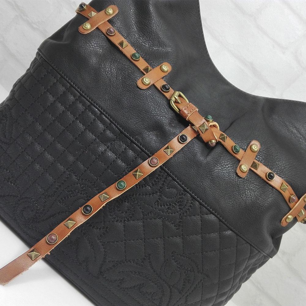 74f697a1a54 Чанта Еврика 35101Н черна - EvrikaShop - Онлайн магазин за дамски ...