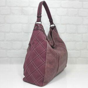 Чанта Еврика 35114С сива