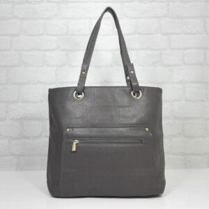Чанта Еврика 64-12ТС тъмно сива