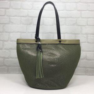 Чанта Еврика 50470Z зелена