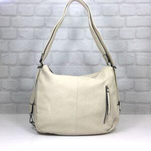 Чанта Еврика 87215Е екрю