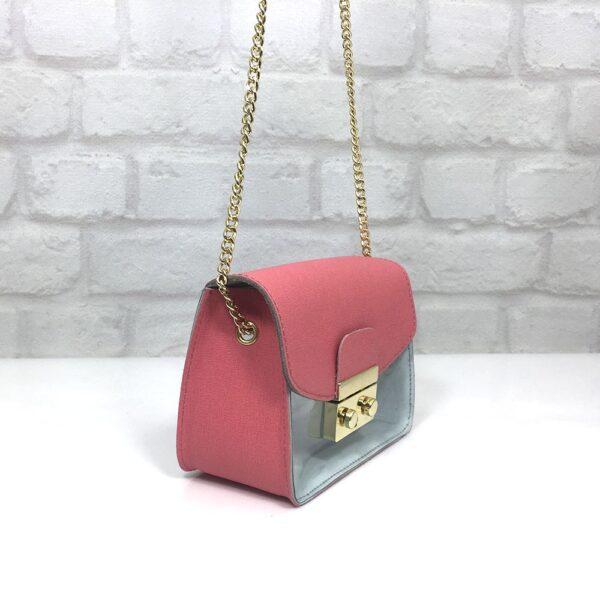 Чанта Еврика 56107А бяла