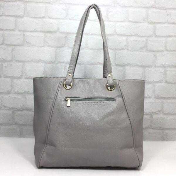 Чанта Еврика 64-110С сива