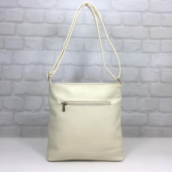 Чанта Еврика 64-151ЕК екрю