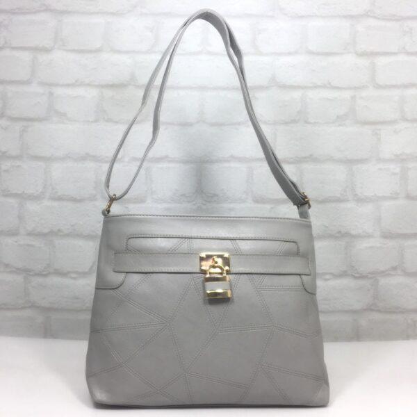 Чанта Еврика 64-152СВ сива
