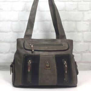 Чанта Еврика 56218ТБ три цвята
