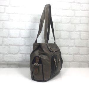 Чанта Еврика 56210ТБ три цвята