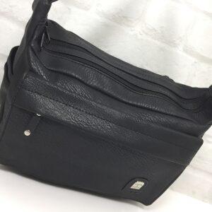 Чанта Еврика 56196H черна