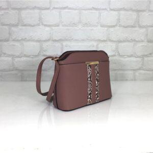 Чанта Еврика 421437ТСН тъмно червена