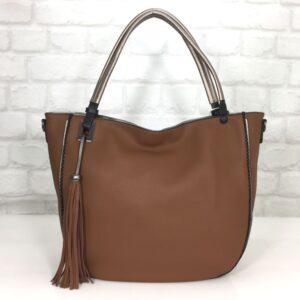 Елегантна дамска чанта Мария от Италия - EvrikaShop ®