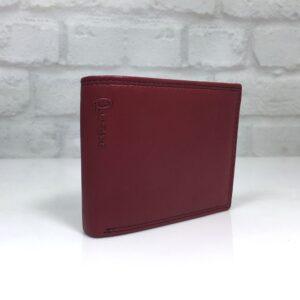 Мъжки портфейл GAP-100Н естествена кожа, черен