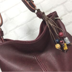Чанта Еврика 10716Б бордо