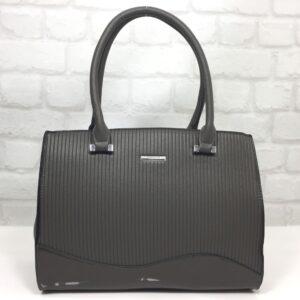 Чанта Еврика 64-173 черна голяма