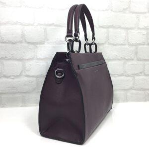 Дамска чанта Silvia Rosa 326531Б бордо (вишна) - EvrikaShop