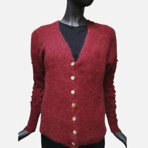 Дамска блуза 2908 корал