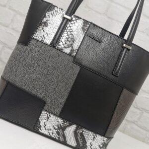 Чанта David Jones 6279-2Н черна