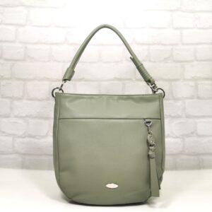 Дамска чанта David Jones млечно зелено - EvrikaShop