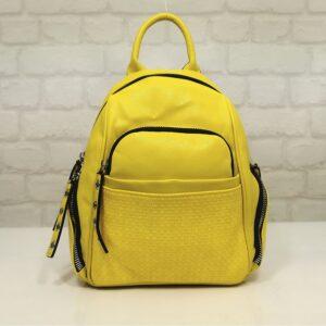 Чанта Мария С 35754Б бяла с бежово