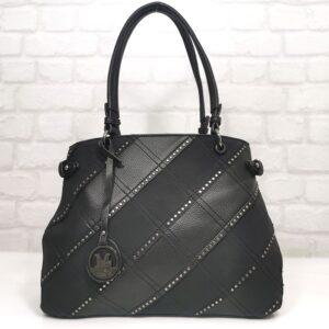 Елегантна дамска чанта в черно EvrikaShop