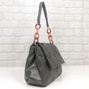 Дамска чанта Мария сива - Онлайн магазин EvrikaShop
