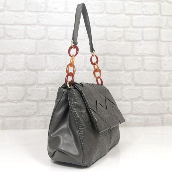 Чанта Мария С 35907СВ сива