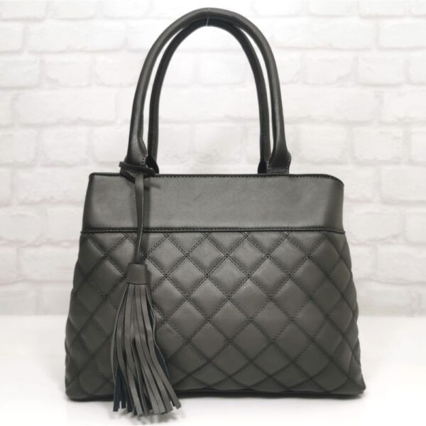 Дамска чанта сива EvrikaShop
