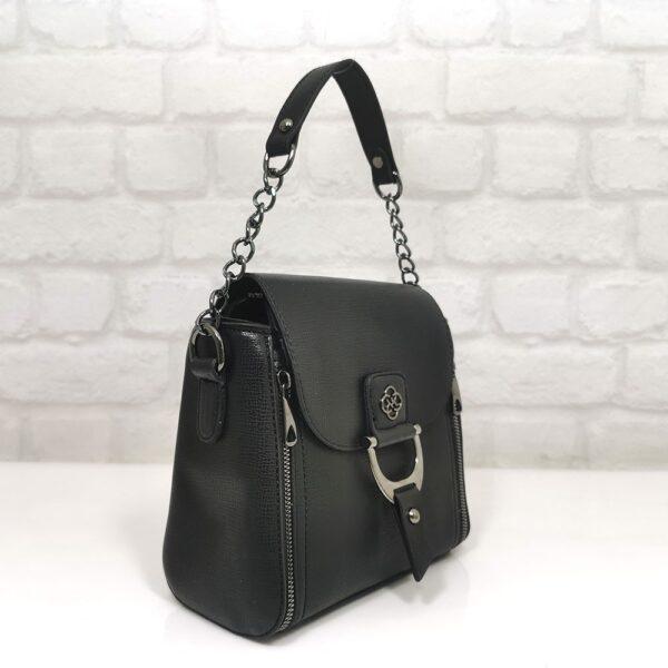 Малка чантичка Еврика SP1237Н в черно - EvrikaShop ®