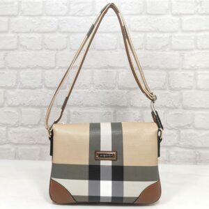 Дамска чанта Silver Polo SP745К кафява гама - EvrikaShop ®