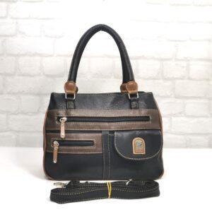 Дамска чанта Еврика в три цвята - EvrikaShop
