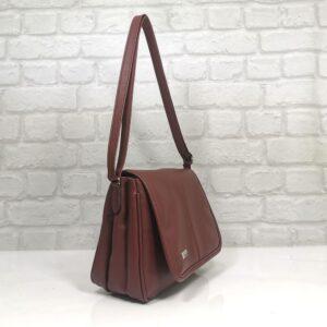 Дамска ежедневна чанта Еврика бордо - EvrikaShop