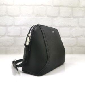 Малка дамска чанта David Jones в черно - EvrikaShop