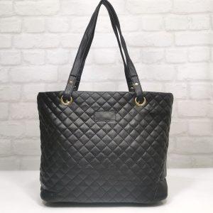 Ежедневна дамска чанта Еврика черна - EvrikaShop
