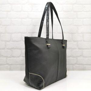 Дамска ежедневна чанта Еврика черна - EvrikaShop