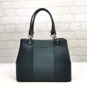 Стилна чанта David Jones в електриково синьо - EvrikaShop