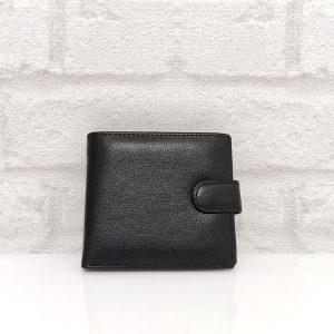 Мъжки елегантен портфейл от естествена кожа - EvrikaShop