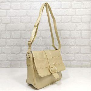Дамска чанта Еврика златиста, малка - EvrikaShop