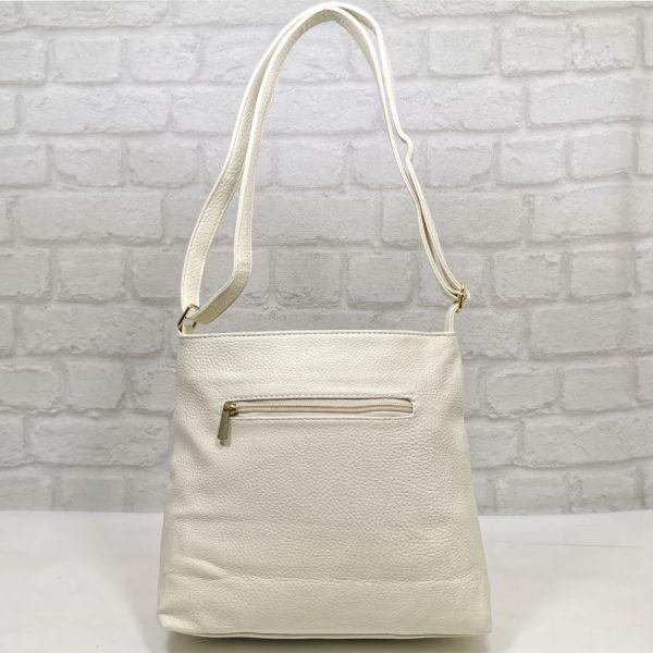 Чанта Еврика 64-150С сива, малка