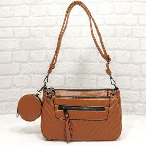 Чанта Мария С 351257К кафява, малка