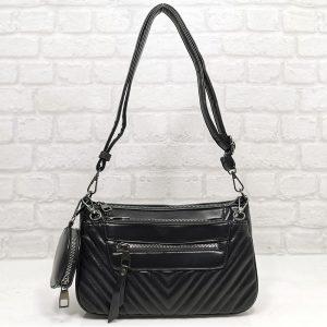 Чанта Мария С 351257Н черна, малка