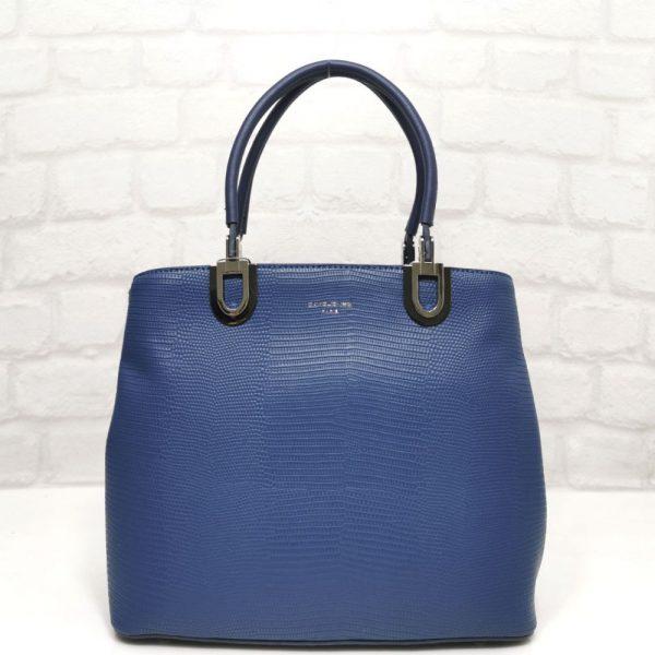 Чанта David Jones СМ6275С синя